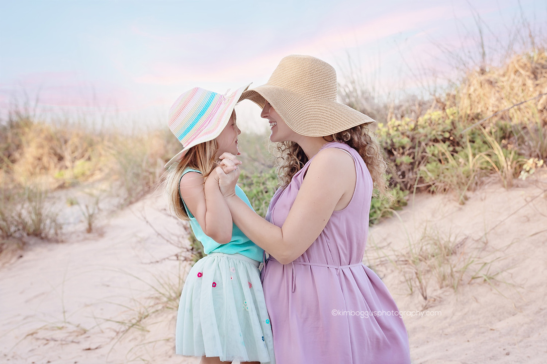 South Padre Island Family Beach Photography, McAllen portrait photographer Kim Boggus Photography